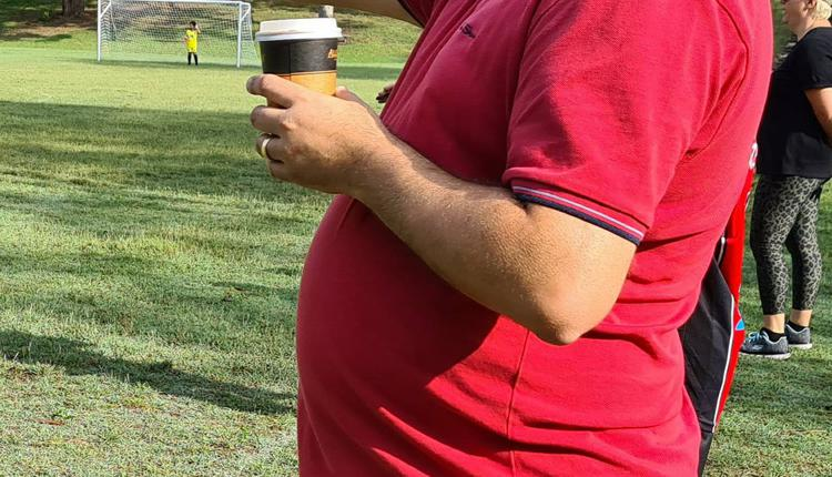 胖人 肥胖 overweight