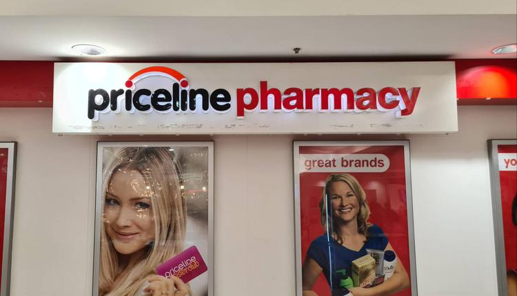 Priceline 药房