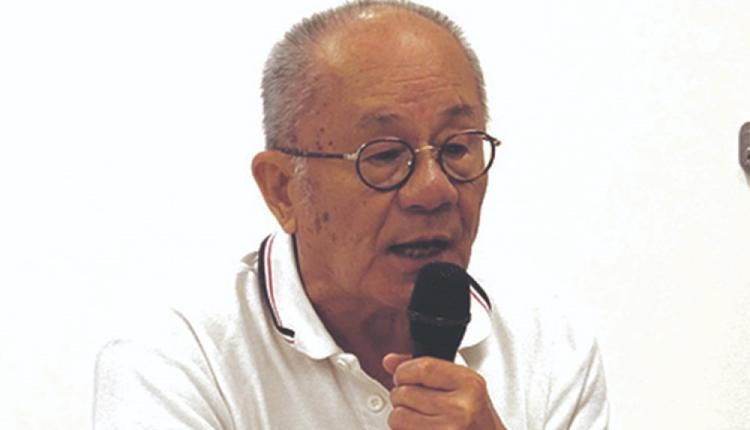台湾前总统府国策顾问邱垂亮