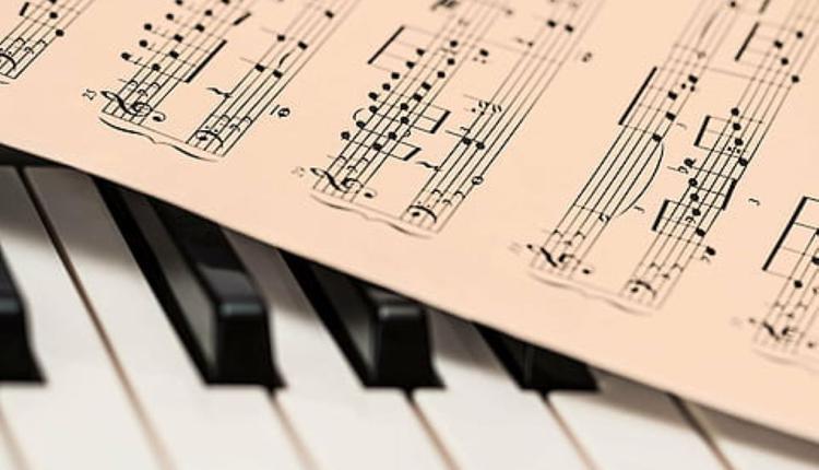 钢琴 琴谱