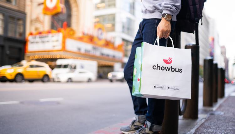 外卖平台Chowbus