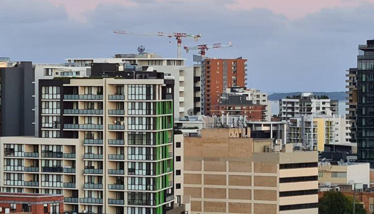悉尼房地产,公寓楼