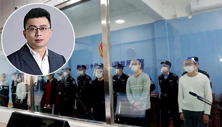 上海P2P涉案家属抗议株连执法 2岁幼女背债34亿