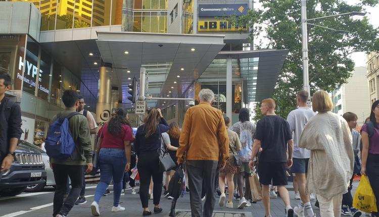 悉尼 市中心  sydney