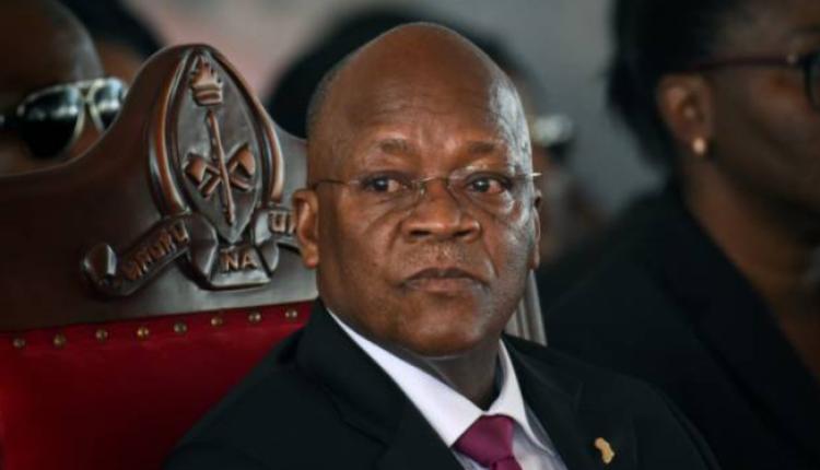 坦桑尼亚总统马古富利