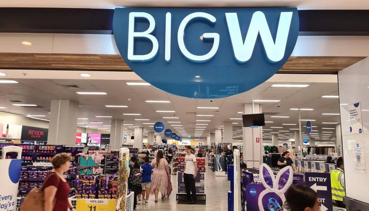 Big W超市