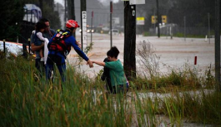 淹水,洪水,暴雨,悉尼