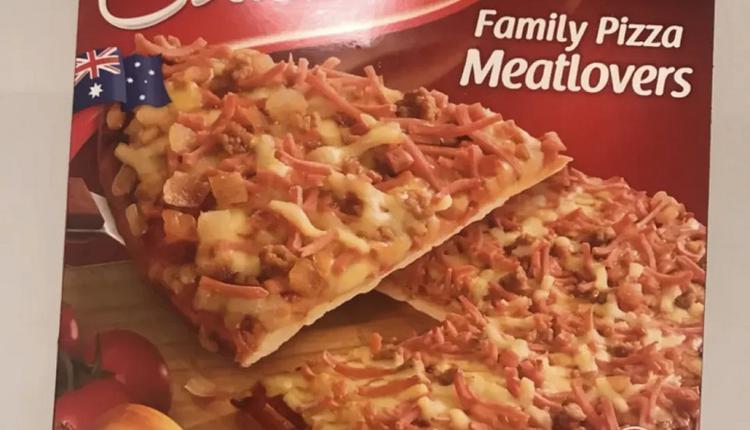 Cuisine 的披萨。