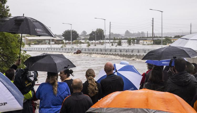 新州 暴雨 洪灾 疏散