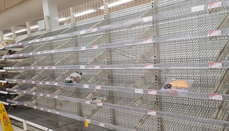 新州洪水灾害造成恐慌性购买