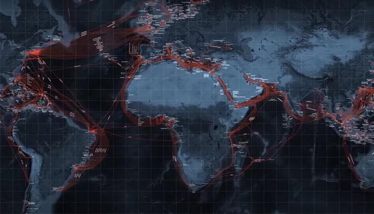 """海底光纤电缆项目取消 中国""""数码丝绸之路""""夭折"""