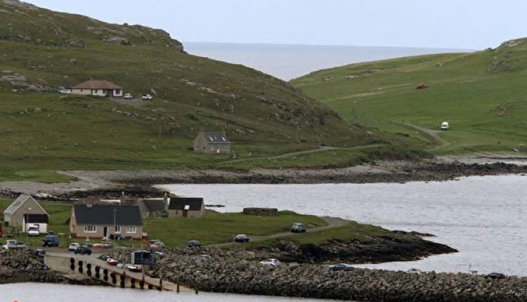 苏格兰小岛,巴拉岛,苏格兰西部群岛