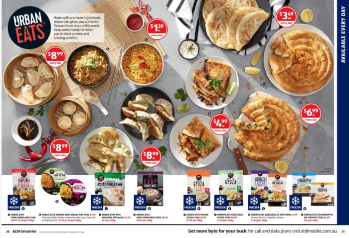 澳洲Aldi超市本周三(3月24日)的特卖商品提前出炉!