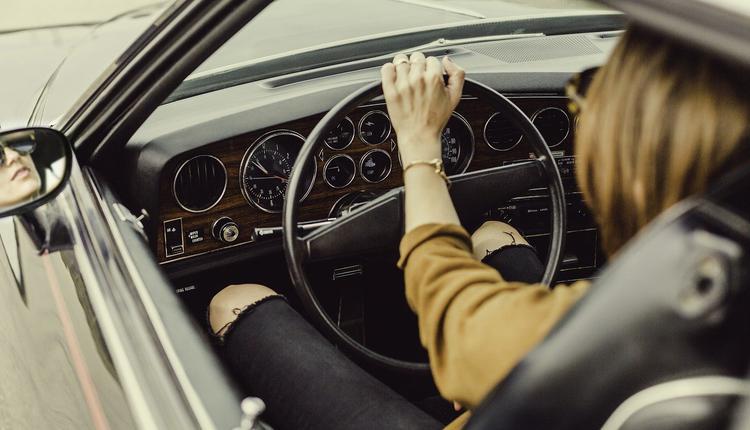 开车,驾车,