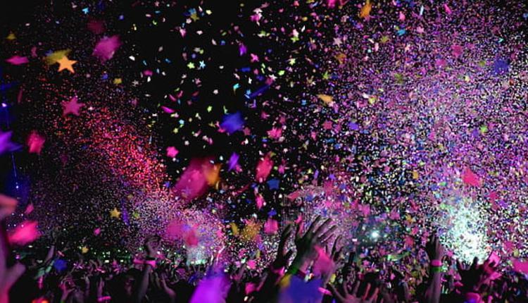派对示意图 (图片来源:Piqsels)