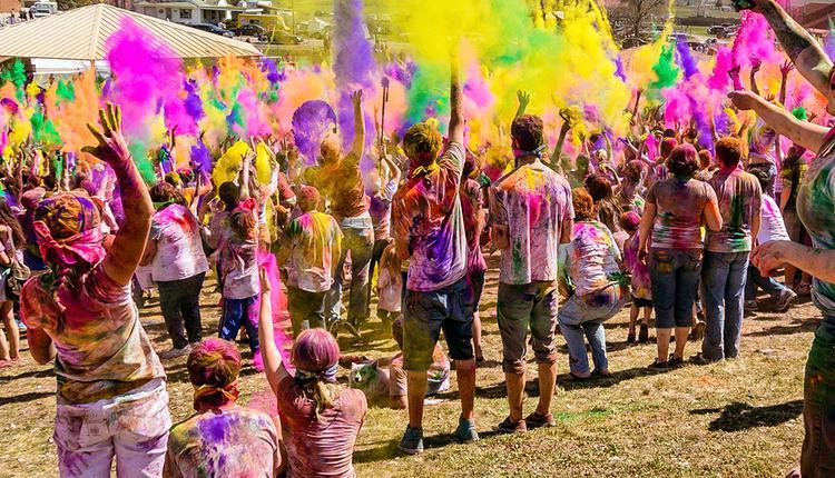 Melbourne Holi Festival