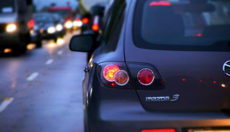 塞车,堵车,交通拥堵