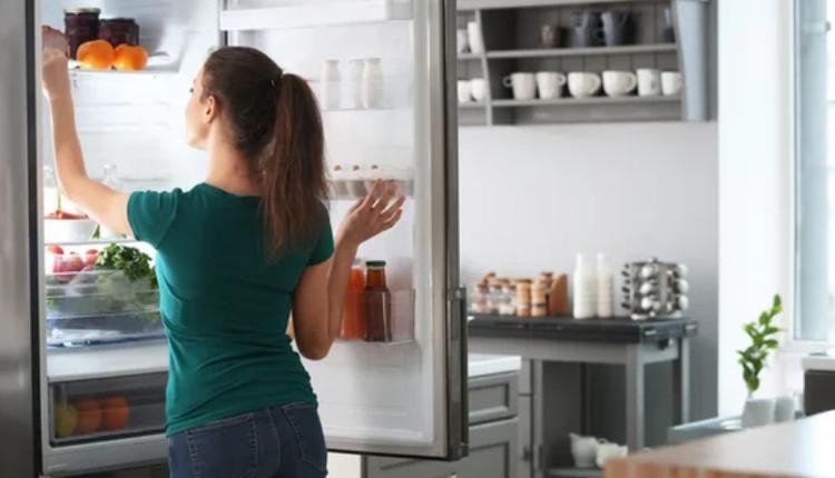 冰箱、厨房