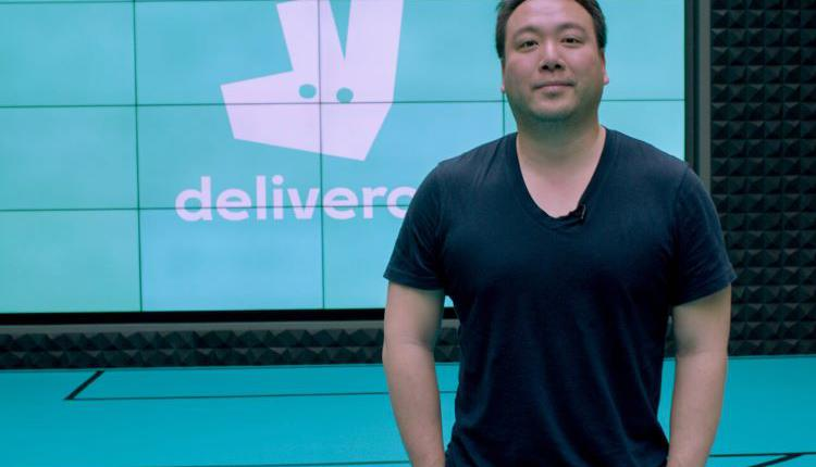 Deliveroo, Will Shu,许子祥,