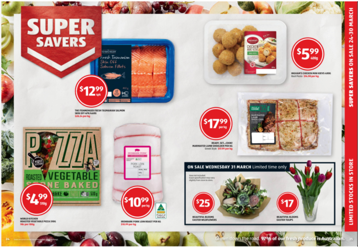 Aldi Super Savers商品