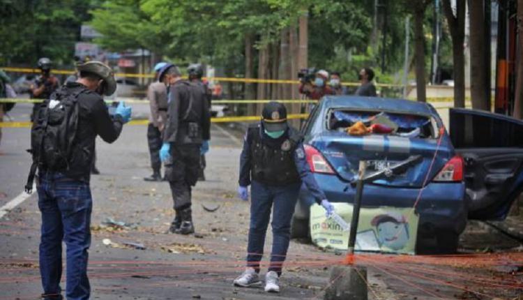 印尼自杀式袭击