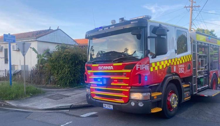 消防车,火灾