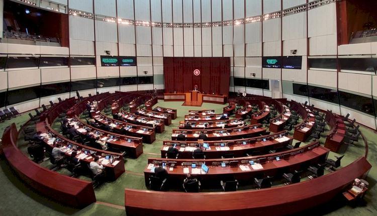 香港立法会会议厅