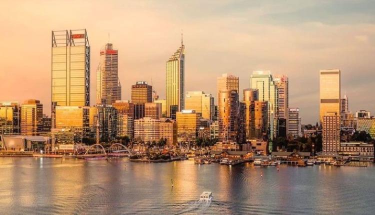 西澳,珀斯,珀斯城市景观图,珀斯房产