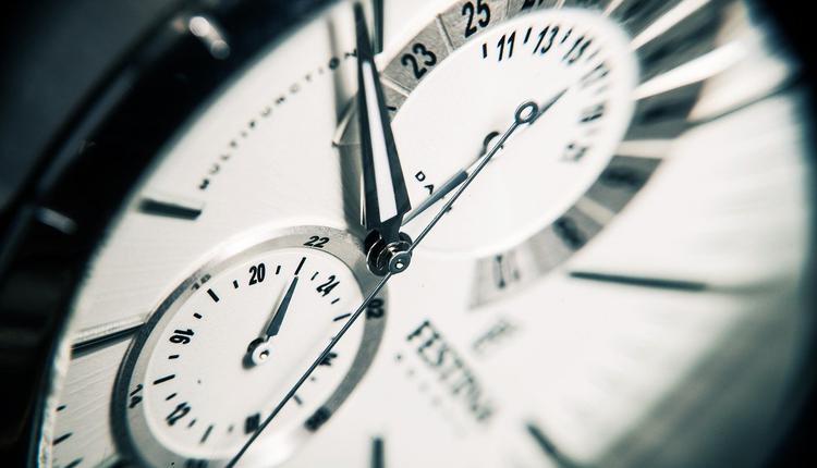 手表,时间,钟