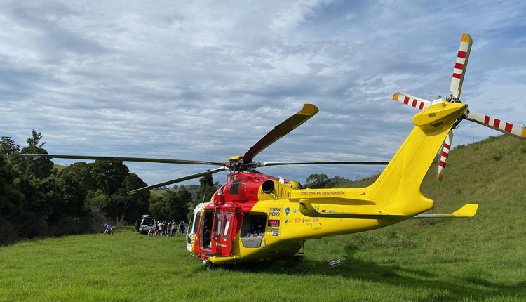 西太平洋(Westpac)救援直升机