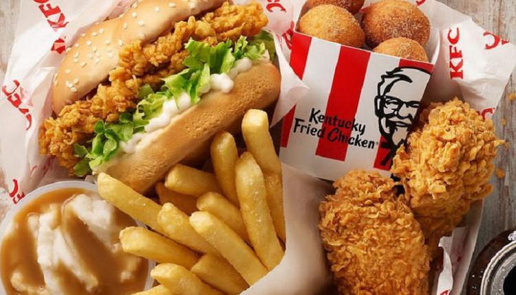 KFC,肯德基,快餐,汉堡,炸鸡