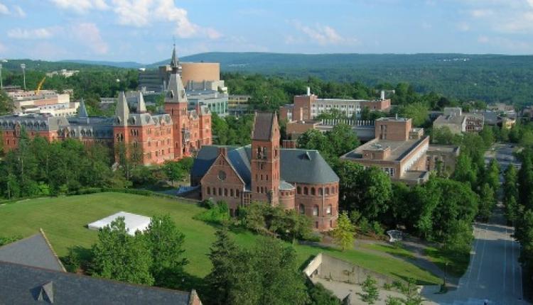 康奈尔大学校园