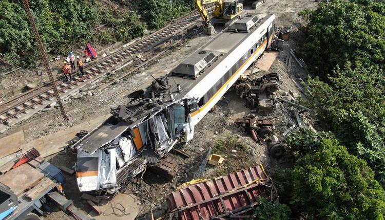 台铁太鲁阁号列车