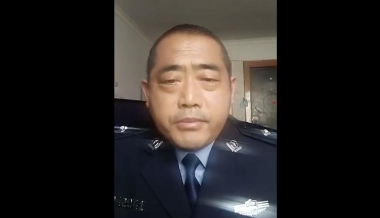 河南省安阳市内黄县公安局警察刘国虎