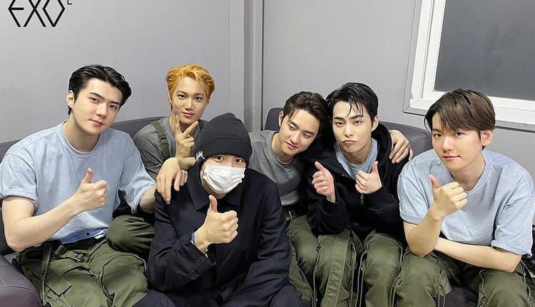 韩团EXO