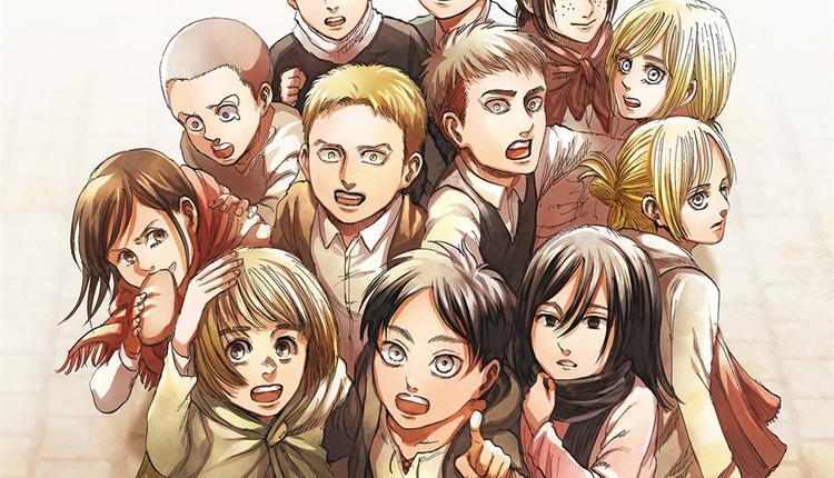 """日本畅销漫画""""进击的巨人""""9日推出完结篇"""