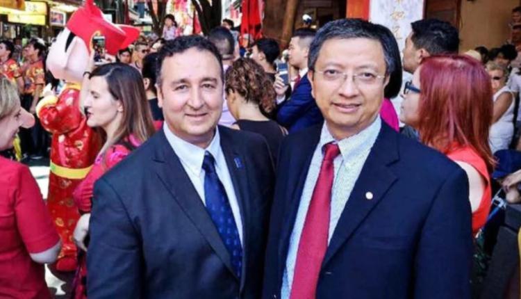 张智森John Zhang
