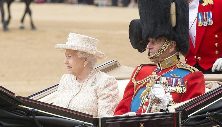 英国菲利普亲王9日逝世