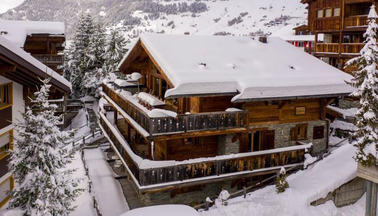 瑞士,滑雪胜地物业,Verbier Village,旅游区物业,滑雪木屋