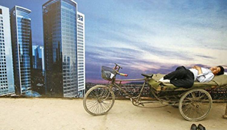 环北京地区楼市,环北京地区房地产,环北京贫困带
