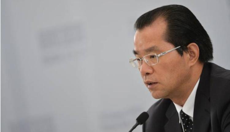 中国驻瑞典大使桂从友