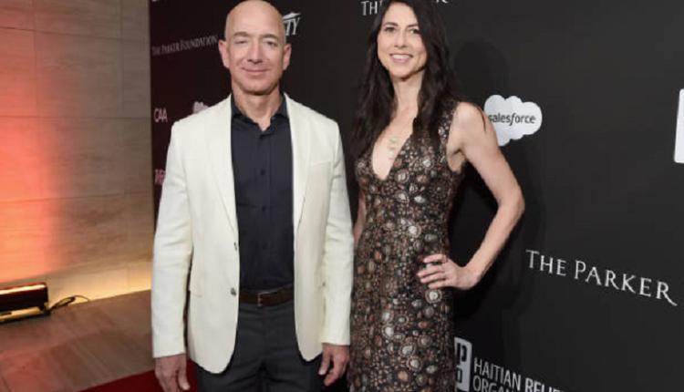 亚马逊创办人,Jeff Bezos,Mackenzie Scott