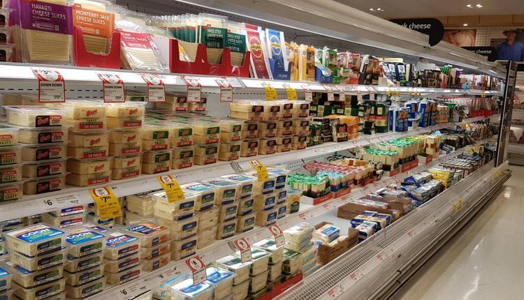 购物 食物 奶酪 cheese 冷藏 超市 奶制品