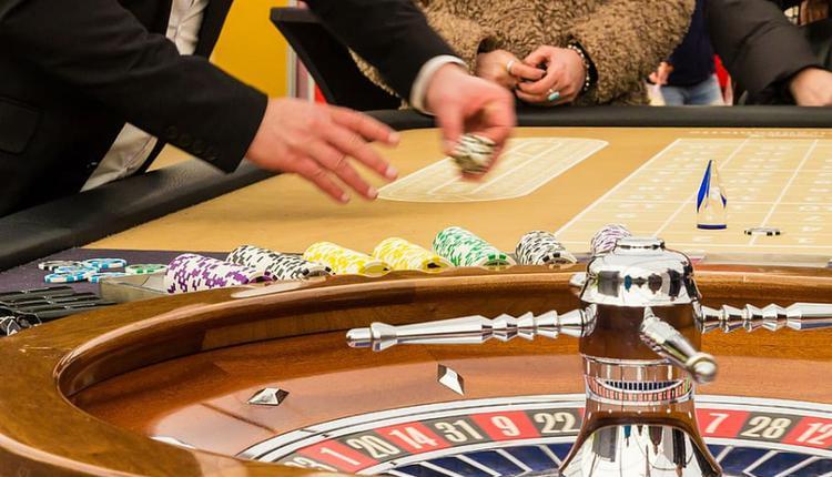 赌场,赌博