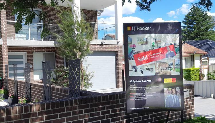 悉尼房市 房产 地产 卖房 买房