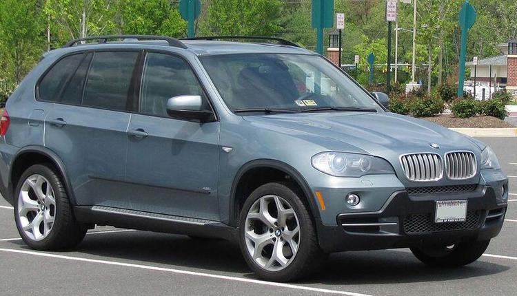 BMW E70 X5