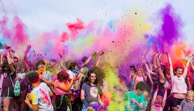 派对 庆典 晚会 活动 彩色