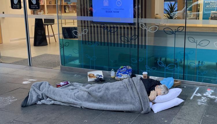 无家可归 失业 经济萧条