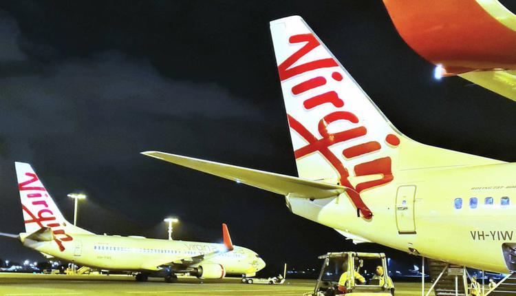 Virgin 航空 旅游 旅行 飞机