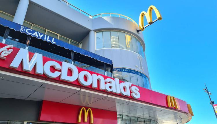 麦当劳 McDonald